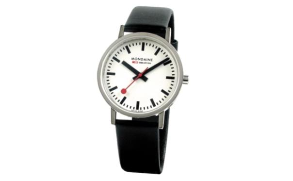 Mondaine Swiss Railway Watch