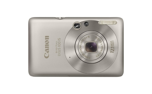 Canon Digital IXUS 100 IS Silver