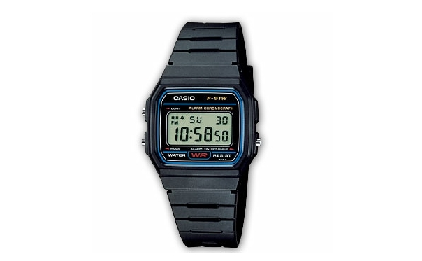 Casio F91-W Wrist Watch