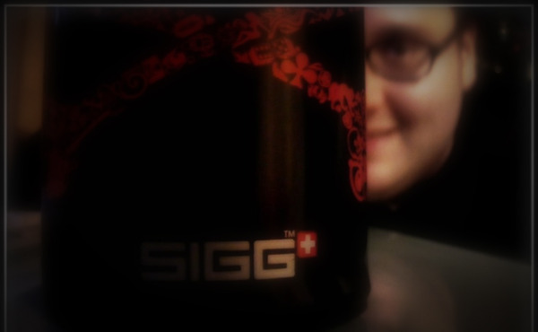 Sigg Drinks Bottle
